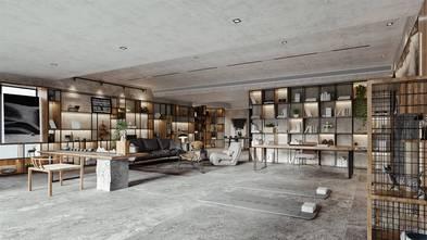 20万以上140平米别墅工业风风格客厅装修案例