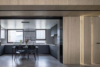 3-5万120平米三现代简约风格厨房装修效果图