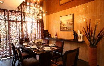 豪华型60平米田园风格餐厅装修案例