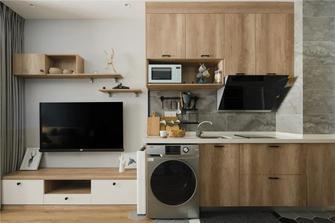 经济型30平米小户型北欧风格厨房图片