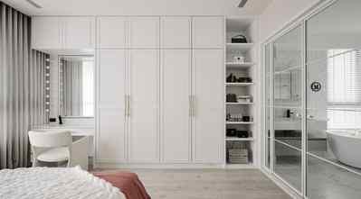 5-10万120平米三室两厅现代简约风格梳妆台设计图