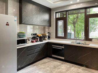 20万以上140平米别墅轻奢风格厨房装修案例