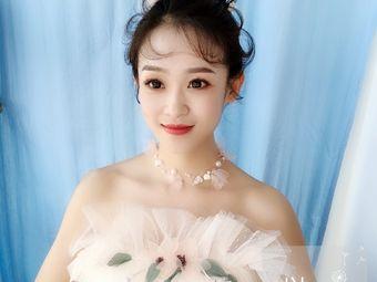 以琳形象设计新娘化妆美睫化妆培训