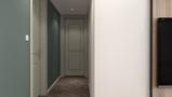 富裕型70平米法式风格走廊图