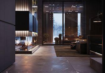 20万以上140平米复式工业风风格客厅欣赏图
