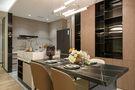 富裕型公寓轻奢风格餐厅欣赏图