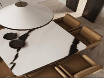 5-10万40平米小户型现代简约风格餐厅设计图