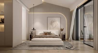 豪华型140平米别墅混搭风格卧室欣赏图