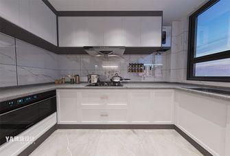 10-15万120平米三现代简约风格厨房装修案例