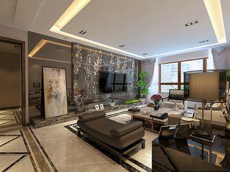 120平米三室两厅港式风格客厅图片大全