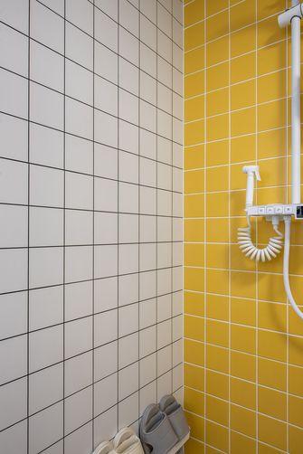 5-10万40平米小户型现代简约风格卫生间效果图