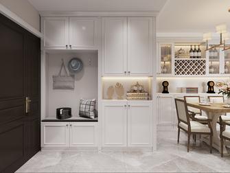 豪华型140平米三室两厅美式风格走廊图片