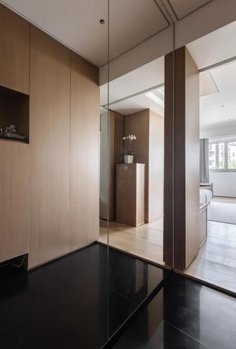 50平米一室一厅日式风格玄关设计图