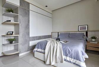经济型60平米公寓混搭风格卧室图
