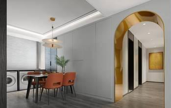 10-15万140平米三室两厅轻奢风格餐厅图