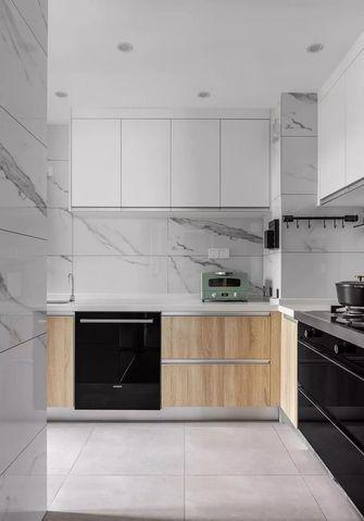 三室三厅日式风格厨房欣赏图