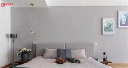 10-15万30平米小户型轻奢风格卧室设计图