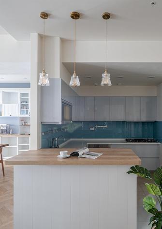 15-20万110平米三室两厅美式风格厨房欣赏图