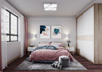 20万以上130平米三室两厅美式风格卧室装修图片大全
