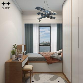 70平米日式风格青少年房设计图