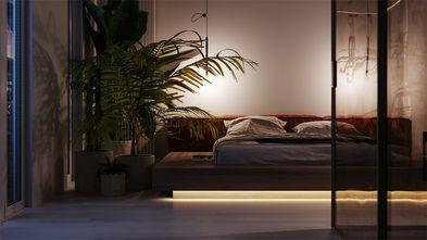 豪华型70平米北欧风格卧室图