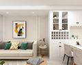富裕型80平米欧式风格客厅欣赏图