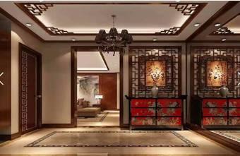 130平米三室两厅混搭风格阳台设计图