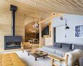 富裕型120平米复式田园风格客厅图片大全