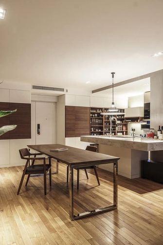 5-10万70平米公寓现代简约风格餐厅效果图
