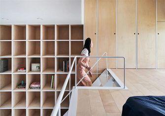 10-15万50平米公寓北欧风格卧室装修图片大全