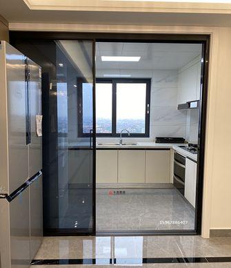 120平米四室两厅轻奢风格厨房装修效果图