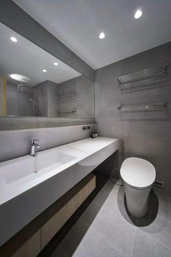 3万以下50平米一室一厅现代简约风格卫生间图片