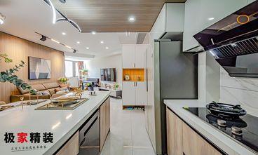 90平米三混搭风格厨房装修案例