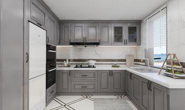 70平米一居室新古典风格厨房图片大全
