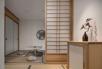 富裕型90平米复式日式风格卧室装修效果图