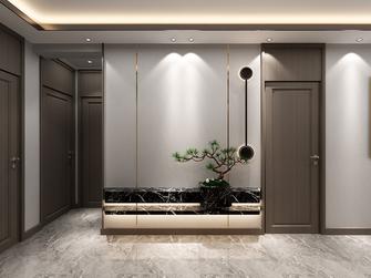 90平米三室两厅现代简约风格走廊效果图
