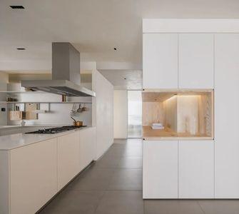 20万以上140平米四室两厅现代简约风格厨房欣赏图
