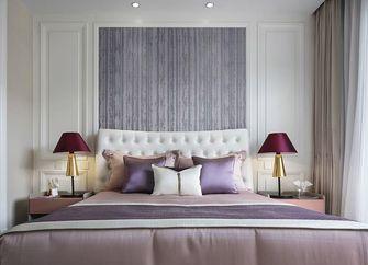 豪华型140平米四室一厅法式风格卧室图