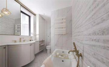 富裕型120平米三室一厅法式风格卫生间设计图