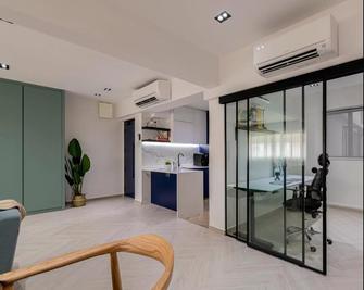 5-10万110平米中式风格厨房设计图