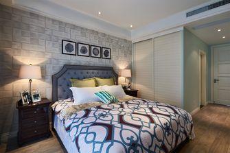 10-15万90平米三室两厅欧式风格卧室欣赏图