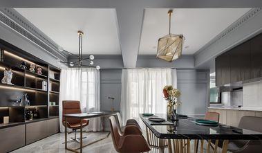 20万以上三室两厅轻奢风格餐厅图片