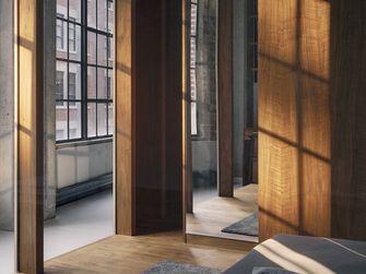 豪华型120平米三室两厅日式风格阳光房装修图片大全