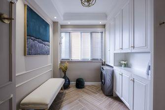 富裕型140平米三室两厅欧式风格玄关效果图
