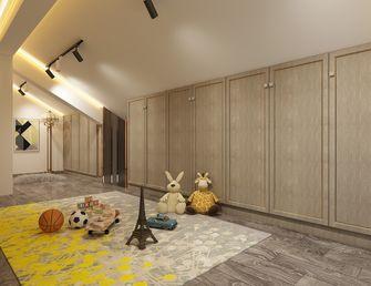 140平米三室两厅轻奢风格阁楼装修案例