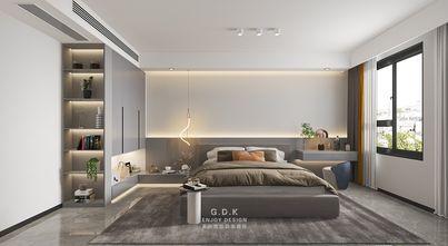 10-15万100平米一室两厅现代简约风格卧室装修图片大全
