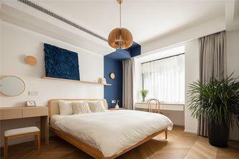 10-15万100平米三日式风格卧室装修效果图
