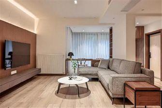 100平米三室两厅北欧风格客厅图片大全