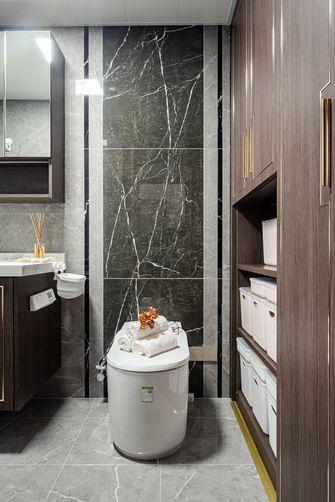 50平米一室一厅中式风格卫生间装修图片大全