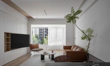 经济型100平米三现代简约风格客厅装修效果图